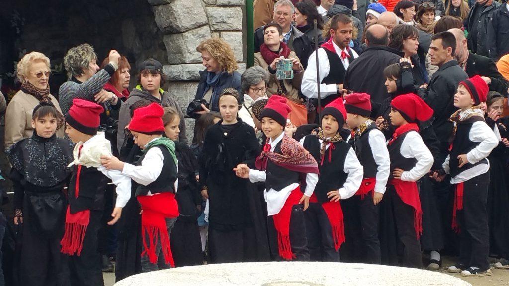 Caramelles - Tradicions - Pasqua - Setmana Santa - Pirineu