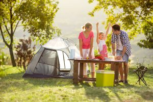 camping pirineo catalan