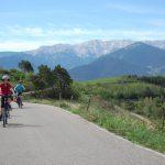 Rutes en bicicleta en família