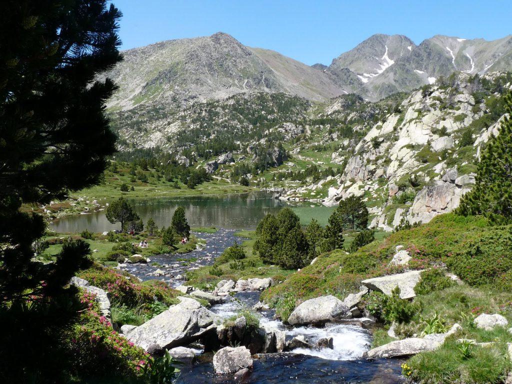 lac Bailleul et Carlit