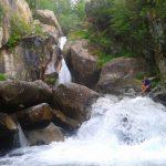 Cascades i salts d'aigua per anar amb nens