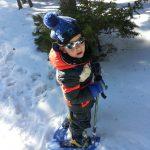 Excursions amb raquetes de neu amb nens a la Cerdanya