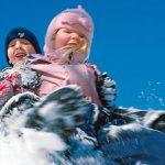 Els millors llocs de la Cerdanya per anar amb trineu amb nens