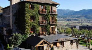 hoteles pirineo catalan