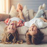 3 ejercicios de relajación para niños inquietos