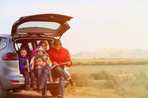 Vacaciones con ninos