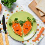 Menú per a nens: idees per preparar-ho de manera senzilla