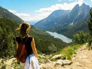 montaña del pirineo
