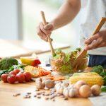 Menjar vegetarià: característiques i tipus