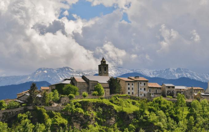 que ver en el pirineo catalan