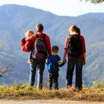 Senderisme amb nens: 5 claus perquè el pla surti rodó