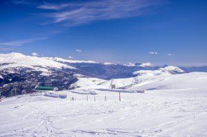estaciones de esquí en los pirineos