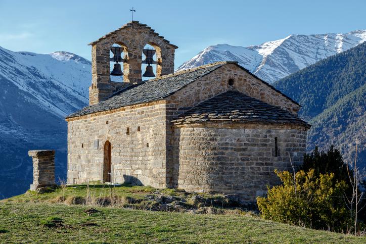 Iglesia Romanica Durro