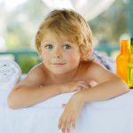 Spa amb nens: molts beneficis també per a ells