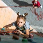 Escalada amb nens: diversió en estat pur