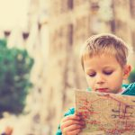 Viajar con niños: 4 destinos y 4 consejos básicos