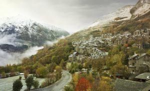 Valle de Aran pueblos