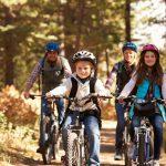 Rutas en bici con niños: 5 ideas urbanas y en la montaña