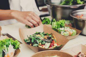 Comidas rápidas y sanas