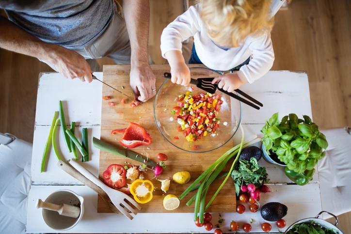 Aprender a comer sano