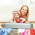 Viajar con bebés: 3 destinos seguros