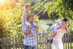 fin de semana rural con niños
