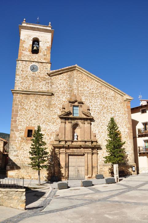 Iglesia de Valdelinares