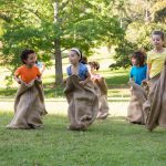 5 ideas de actividades para niños al aire libre
