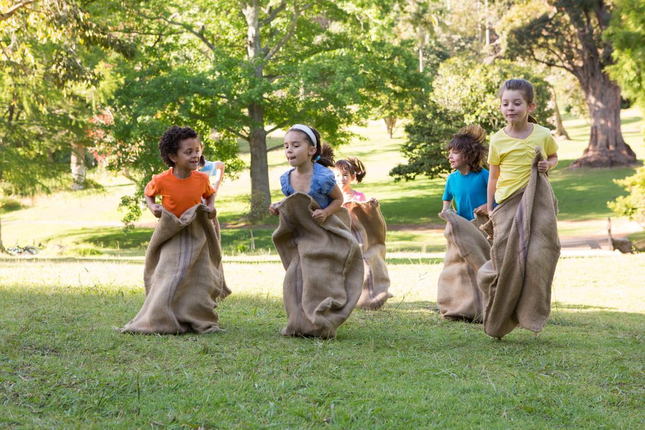 5 Ideas De Actividades Para Niños Al Aire Libre Naturalmente