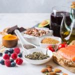 Nutrición saludable para mejorar la calidad de vida