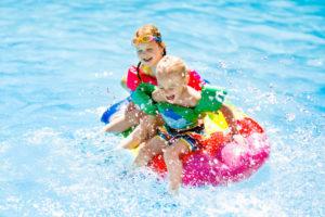 hoteles con actividades para niños