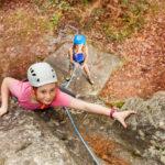 Escapada d'aventura amb nens a la muntanya