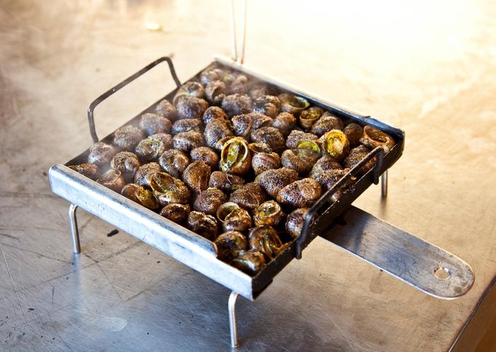 Comida típica catalana