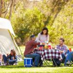 7 camping con niños cerca de ti