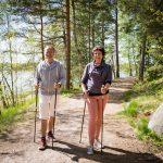 Nordic walking, ¿qué es, cómo y dónde practicarlo?