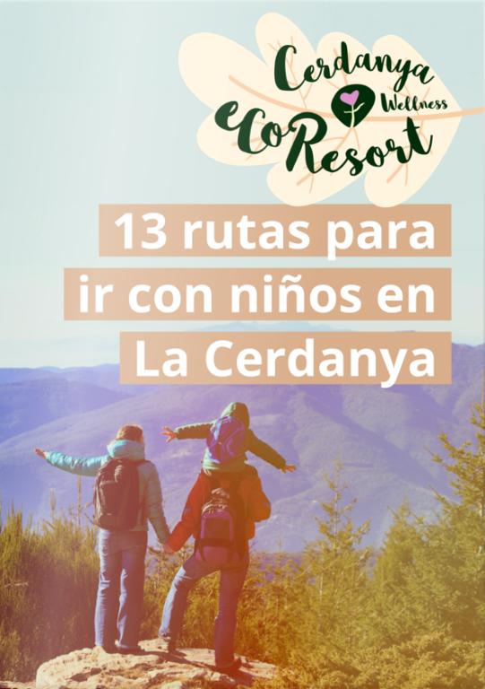 CER - 13 rutas para ir con niños en La Cerdanya - Portada Plana (1)