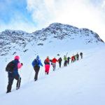 Esquí de travesía: cuando el alpinismo y el esquí se fusionan