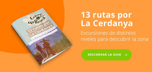 CTA imagen - Ebook Activididades - 13 rutas para ir con niños - naranja