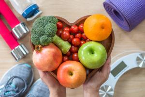 como llevar una vida saludable