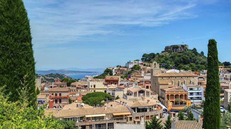 pueblos costeros cataluña - begur