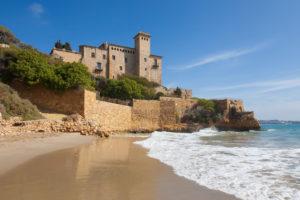 pueblos costeros cataluña - tamarit