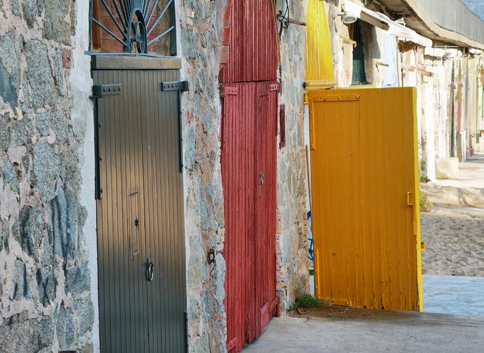 pueblos costeros cataluña - l'escala