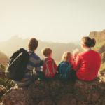 Muntanya amb nens: 7 consells per gaudir-la de ple