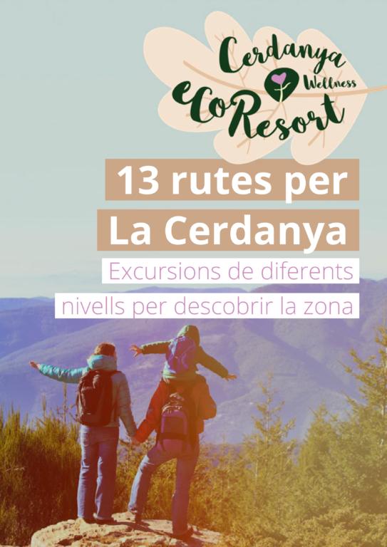 13 rutes per la Cerdanya