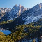 Et presentem el llac més bonic dels Pirineus: Sant Maurici