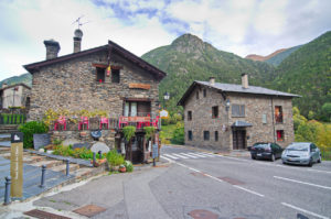 casa rural pirineo
