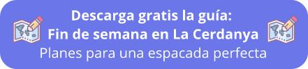 CTA - Text - Ebook fin de semana en La Cerdanya