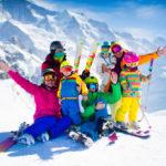 Deportes de nieve: 6 modalidades perfectas para los niños