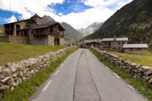ruta por los Pirineos