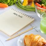 Menú semanal equilibrado: ¿cómo organizarlo?